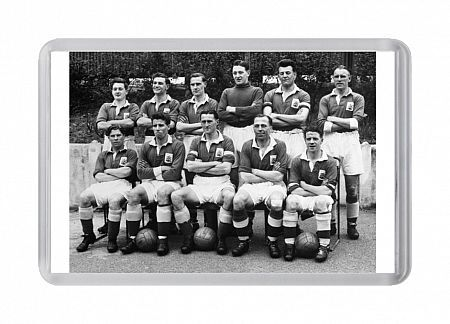 Birmingham City second division winning Team group