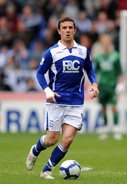Barry Ferguson, Birmingham City