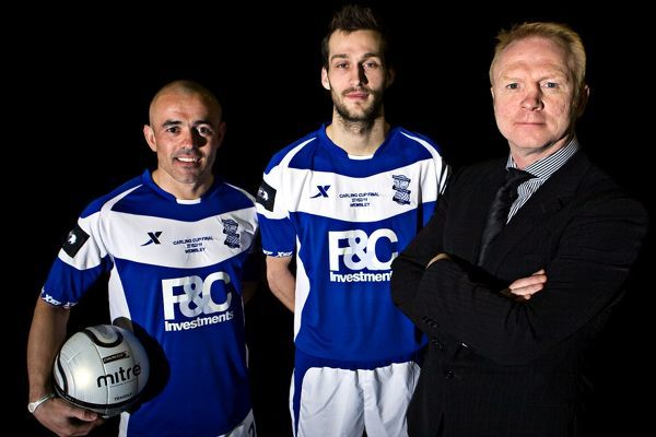 Carling Cup Final Preview - Birmingham City Photocall