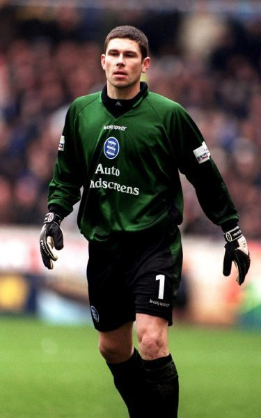 Ian Bennett, Birmingham City goalkeeper