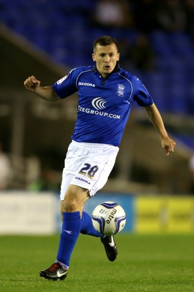 Paul Caddis, Birmingham City