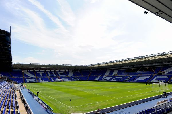 Pre Season Friendly - Birmingham City v Everton - St Andrew's
