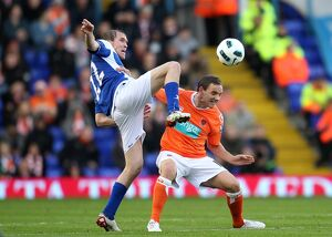 Barclays Premier League - Birmingham City v Blackpool - St. Andrew's
