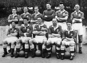 archives/team groups/birmingham city fc second division winning team