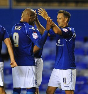 Capital One Cup - First Round - Birmingham City v Barnet - St. Andrew's