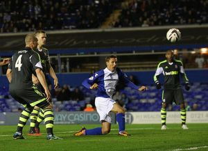 Capital One Cup - Fourth Round - Birmingham City v Stoke City - St. Andrew's