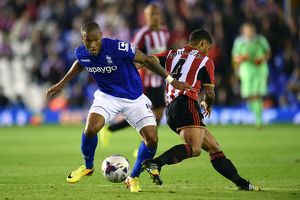 Capital One Cup - Second Round - Birmingham City v Sunderland - St. Andrew's