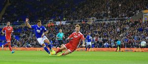 Carabao Cup - First Round - Birmingham City v Crawley Town - St Andrew's