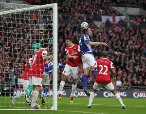 carling cup winners 2011/match action/carling cup final arsenal v birmingham city