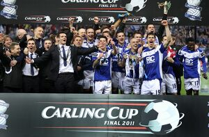 carling cup winners 2011/presentation/carling cup final arsenal v birmingham city