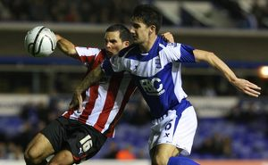 Carling Cup - Fourth Round - Birmingham City v Brentford - St. Andrew's