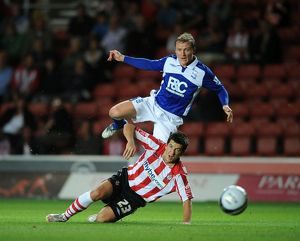 Carling Cup - Second Round - Southampton v Birmingham City - St. Mary's Stadium