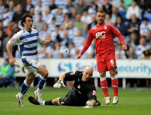 Coca-Cola Football League Championship - Reading v Birmingham City - Madejski Stadium