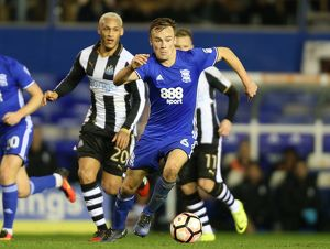 Emirates FA Cup - Third Round - Birmingham City v Newcastle United - St Andrew's