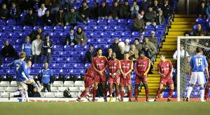 FA Cup - Fourth Round - Birmingham City v Reading - St. Andrew's