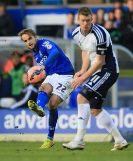FA Cup - Fourth Round - Birmingham City v West Bromwich Albion - St. Andrew's