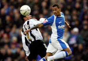 FA Cup - Third Round - Birmingham City v Newcastle United - St. Andrew's