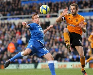 FA Cup - Third Round - Birmingham City v Wolverhampton Wanderers - St Andrews'