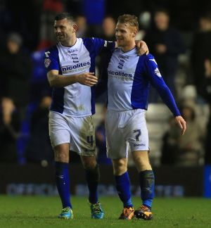 FA Cup - Third Round - Replay - Birmingham City v Bristol Rovers - St. Andrew's
