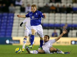 FA Cup - Third Round Replay - Birmingham City v Leeds United - St. Andrew's