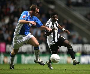 FA Cup - Third Round Replay - Newcastle United v Birmingham City - St. James' Park