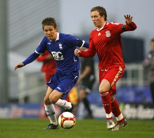 FA Youth Cup - Semi Final - Birmingham City v Liverpool - St. Andrew's