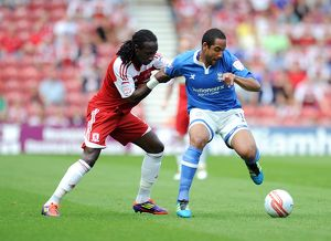 <b>21-08-2011 v Middlesbrough, Riverside Stadium</b><br>Selection of 23 items