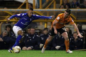 npower Football League Championship - Wolverhampton Wanderers v Birmingham City - Molineux