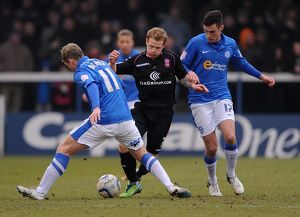 npower Football League Championship - Peterborough United v Birmingham City - London Road