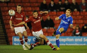 npower Football League Championship - Barnsley v Birmingham City - Oakwell Stadium