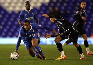 npower Football League Championship - Birmingham City v Ipswich Town - St. Andrew's