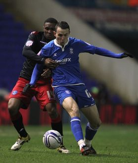 <b>07-02-2012 v Portsmouth, St. Andrew's</b><br>Selection of 32 items