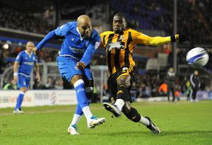 <b>14-02-2012 v Hull City, St. Andrew's</b><br>Selection of 37 items
