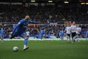 npower Football League Championship - Birmingham City v Derby County - St. Andrew's
