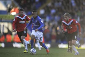 npower Football League Championship - Birmingham City v Huddersfield Town - St
