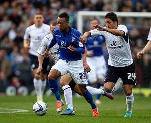 npower Football League Championship - Birmingham City v Leicester City - St. Andrew's