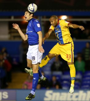 npower Football League Championship - Birmingham City v Crystal Palace - St. Andrew's