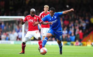 npower Football League Championship - Bristol City v Birmingham City - Ashton Gate