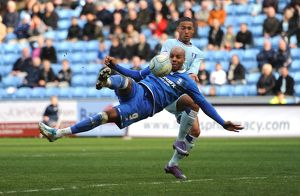 <b>10-03-2012 v Coventry City, Ricoh Arena</b><br>Selection of 29 items
