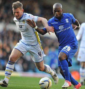 npower Football League Championship - Leeds United v Birmingham City - Elland Road