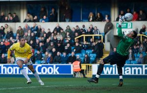 <b>14-01-2012 v Millwall, The Den</b><br>Selection of 28 items