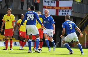 npower Football League Championship - Watford v Birmingham City - Vicarage Road