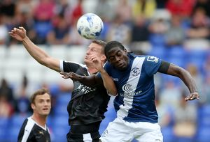 Pre Season Friendly - Birmingham City v Leicester City - St Andrew's