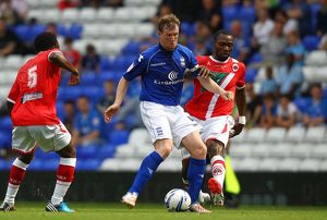 <b>Pre Season Friendly - Birmingham City v Royal Antwerp - St. Andrew's</b><br>Selection of 6 items