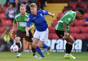 Pre Season Friendly - Worcester City v Birmingham City - Aggborough