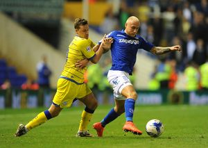 <b>Sky Bet Championship - Birmingham City v Sheffield Wednesday - St. Andrew's</b><br>Selection of 12 items