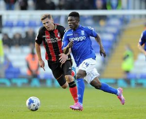 <b>Sky Bet Championship - Birmingham City v Bournemouth - St. Andrew's</b><br>Selection of 3 items