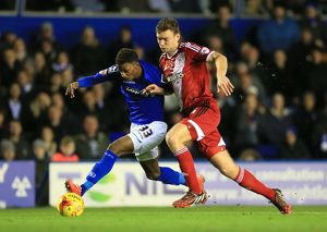 <b>Sky Bet Championship - Birmingham City v Middlesbrough - St. Andrew's</b><br>Selection of 10 items