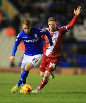 Sky Bet Championship - Birmingham City v Middlesbrough - St. Andrew's