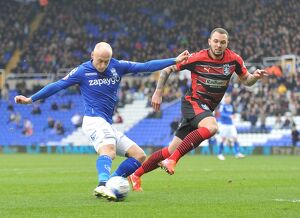 <b>Sky Bet Championship - Birmingham City v Huddersfield Town - St. Andrew's</b><br>Selection of 13 items
